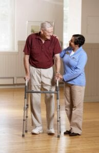 Senior Care Fort Lauderdale FL: Senior Mobility