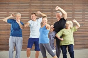 Home Care Services in Pembroke Pines FL: Senior Exercise