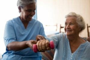 Home Health Care in Pembroke Pines FL: COPD Exercise