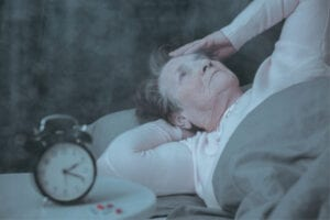 Caregiver in Hallandale FL: Senior Sleep