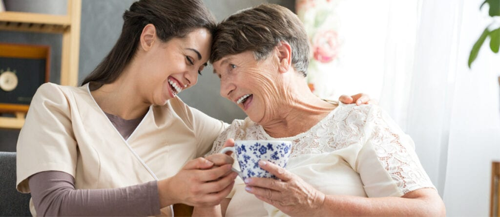 Home Care in Coconut Creek FL: Laughter
