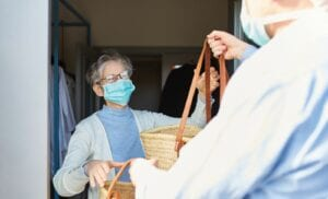 Elderly Care Delray Beach FL - What Would Make a Great Care Package for an Isolating Senior?