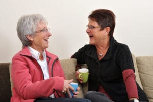Elderly Care Tamarac FL - Laughter and Your Elderly Loved One: What Do You Need to Know?