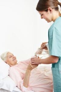 Homecare Tamarac FL - Cold, Flu, or Another Illness: Care Tips for a Sick Parent