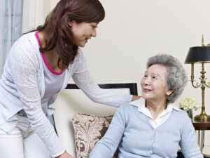 Caregiver Lauderhill FL - Being a Caregiver to a Parent Can be Frustrating